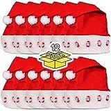 LED ライトアップ 点滅 お祭り クリスマス サンタ ハット AMKH12480UN