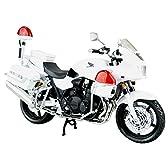 スカイネット 1/12 完成品バイク CB1300P (白バイ) 神奈川県警