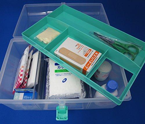 外傷用救急箱 応急手当用品14点セット