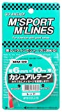 MYS カジュアルテープ レッド(6mm×10m) MM-08