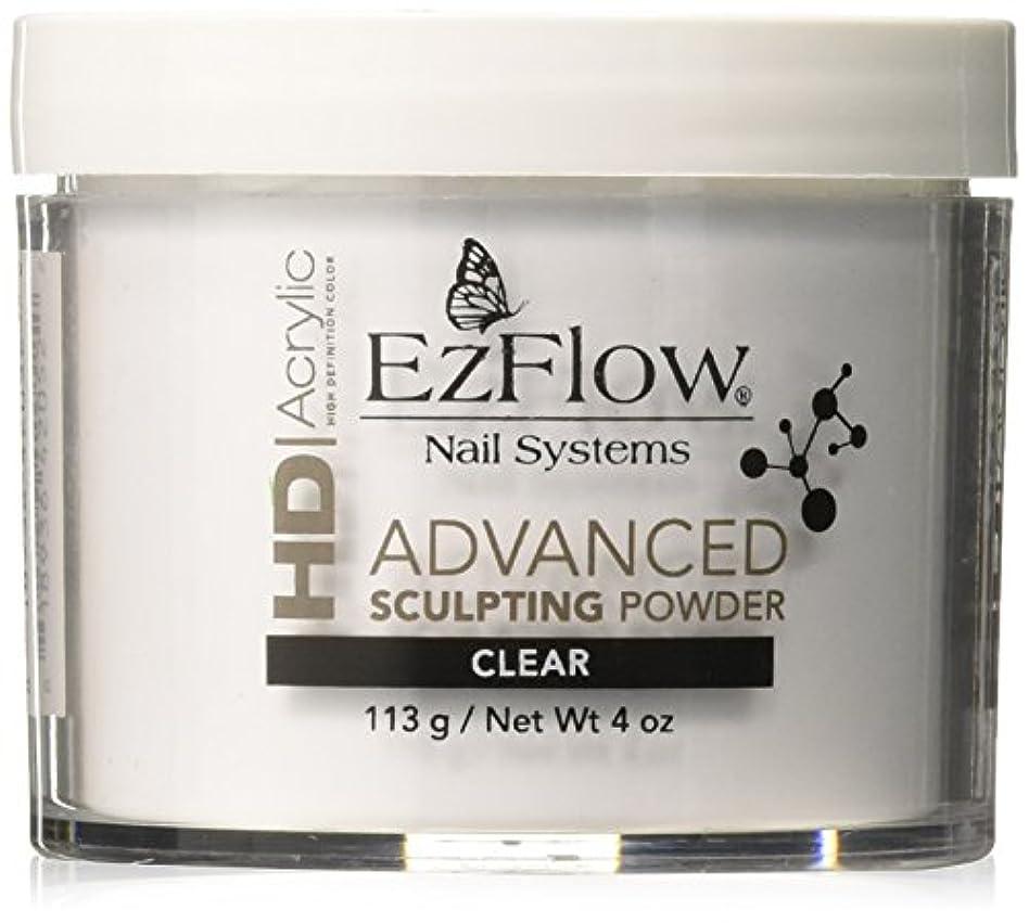 振動させるピックこだわりEzFlow High Definition Powder - HD Clear Powder - 4oz / 113g