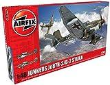 エアフィックス 1/48 ドイツ軍 ユンカース Ju87B-2/R-2 プラモデル X7115