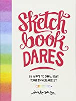 Sketchbook Dares: 24 Ways to Draw Out Your Inner Artist (Stationery)