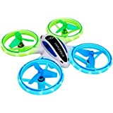 Mini Drone UFO Toys with LED Lights propellers for Kids,Nano Quadcopter with 2.4G 6 Axis for Beginners,HAOXIN HX759