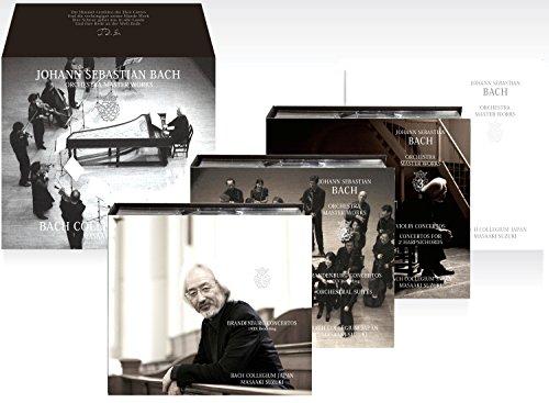 J.S.バッハ : 管弦楽 BOX (Johann Seba...