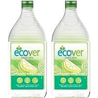 エコベール食器用洗剤レモン950ML×2個