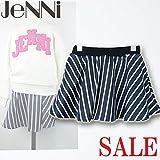 SISTER JENNI(ジェニィ) スカッツ[パンツ付きスカート] (100-150cm/クロ30)♪70004 (150cm)