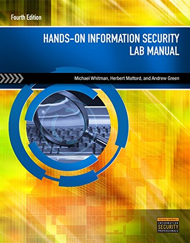 Download Hands-On Information Security 1285167570