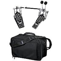 KC ドラムペダル ツインペダル DRP-02 + ツインペダルケース PCS-40 セット
