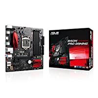 ASUSTEKコンピュータb150m Pro Gaming s1151mATX SND + GLN + u3+ m2SATA