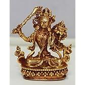 『お釈迦様の国・ネパール』 『文殊菩薩(仏像)』