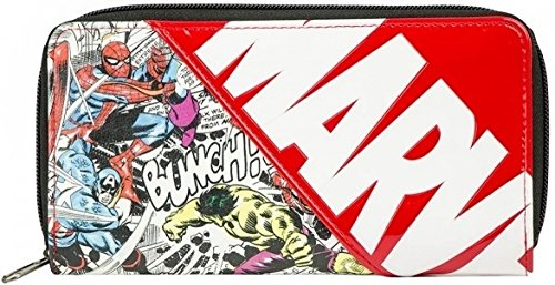 Wallet - Marvel Comics Large Z...