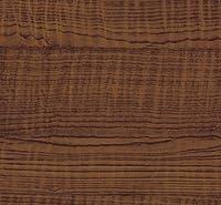 G-15 丸七(Marushichi) リメイクシート 濃い 木目調 45cm×90cm 10本セット 壁紙 DIY リノベシート 簡単貼り付け ウォールステッカー シールタイプ