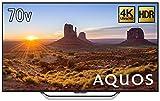 シャープ 70V型 4K対応液晶テレビ AQUOS LC-70US4