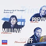 ブラームス:ピアノ三重奏曲第1番/ベートーヴェン:ピアノ三重奏曲第7番<大公> 画像