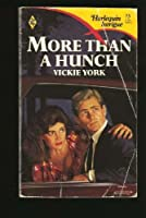 More Than A Hunch (Harlequin Intrigue)