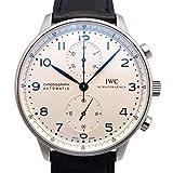 IWC ポルトギーゼ クロノグラフ IW371446 新品 腕時計 メンズ (W149801) [並行輸入品]
