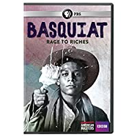 American Masters: Basquiat - Rage To Riches [DVD]