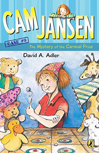 Cam Jansen: the Mystery of the Carnival Prize #9の詳細を見る