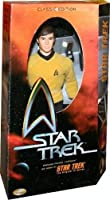 Star Trek, Classic Edition, Chekov 11-inch Figure with Cloth Clothes and Accessories