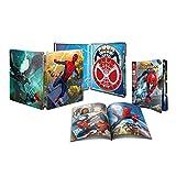 スパイダーマン:ホームカミング ブルーレイ&DVD スチールブック仕様 初回生産限定 限定コミックブック付