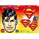 なりきりおめん スーパーマン