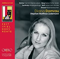 Liederabend by Diana Damrau (2006-09-26)