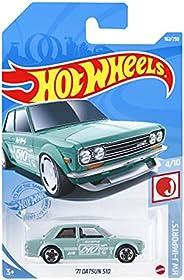 ホットウィール(Hot Wheels) ベーシックカー '71 ダットサン 510 H