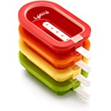 Lekue Lg Stackable Ice Pop Lollipop (4 Units), Multi