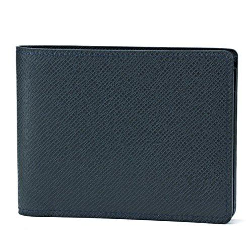 ルイヴィトン(Louis Vuitton) M32826 タイガ 2つ折り財布 ネイビー 紺 OCEAN(オセアン)[並行輸入品]