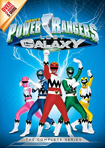 Power Rangers: Lost Galaxy Complete Series [DVD] [Import]