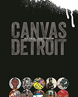 Canvas Detroit (Painted Turtle) by [Pincus, Julie, Christian, Nichole]