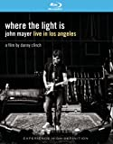Where the Light Is: John Mayer Live in Los Angele [Blu-ray] [Import]