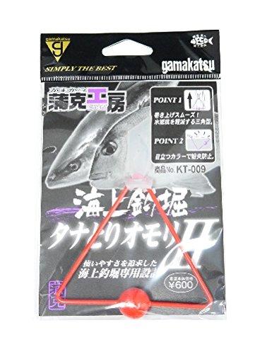 がまかつ(Gamakatsu) シンカー 蒲克工房 海上釣堀 タナとりオモリII 約7号 1個 KT-009 19127