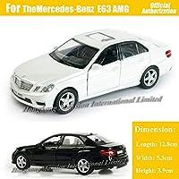 1:36 スケールダイキャスト合金金属スポーツカーモデル TheMercedes ベンツ E63 AMG コレクションモデルおもちゃ車