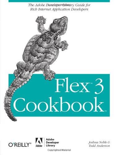 Flex 3 Cookbook  Code-Recipes, Tips and Tricks for RIA Developers (Adobe Developer Library)の詳細を見る