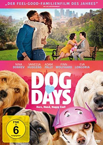 Dog Days - Herz, Hund, Happy End!