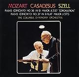 モーツァルト:ピアノ協奏曲第26番「戴冠式」&第27番(期間生産限定盤)