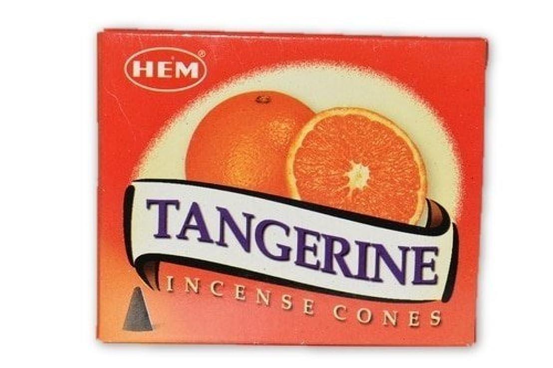 リスナー深める哲学的Nature 's Enlightenment Tangerine – Incense円錐pack- 10 Cones