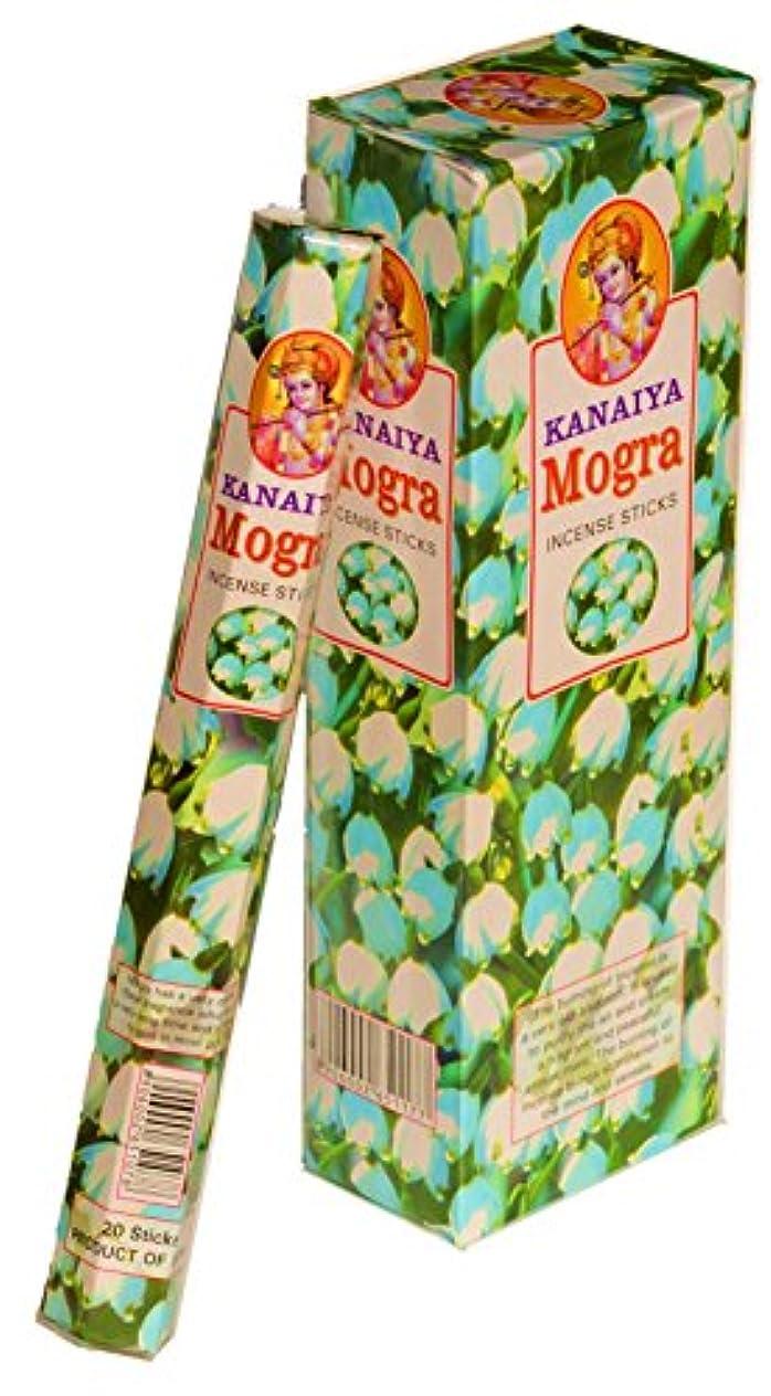 Arabianジャスミンフラワー( Mogra ) Incense Sticksインドから – 120 Sticks – madeからNatural Scented Oil – Kanaiyaブランドby tikkalife