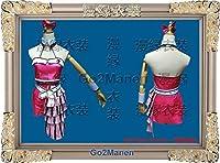 コスプレ衣装◆Y009◎アイドルマスターシンデレラガールズ 城ヶ崎美嘉 仮装 ステージ 舞台服 ハロウィン クリスマス