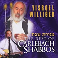 Menuchas Shabbos-the Rest of Carlebach Shabbos