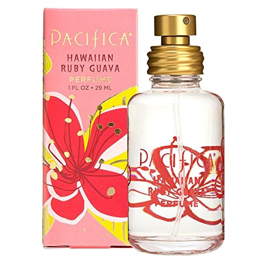 メカニック贈り物飼い慣らすPacifica Hawaiian Ruby Guava Spray Perfume 29ml