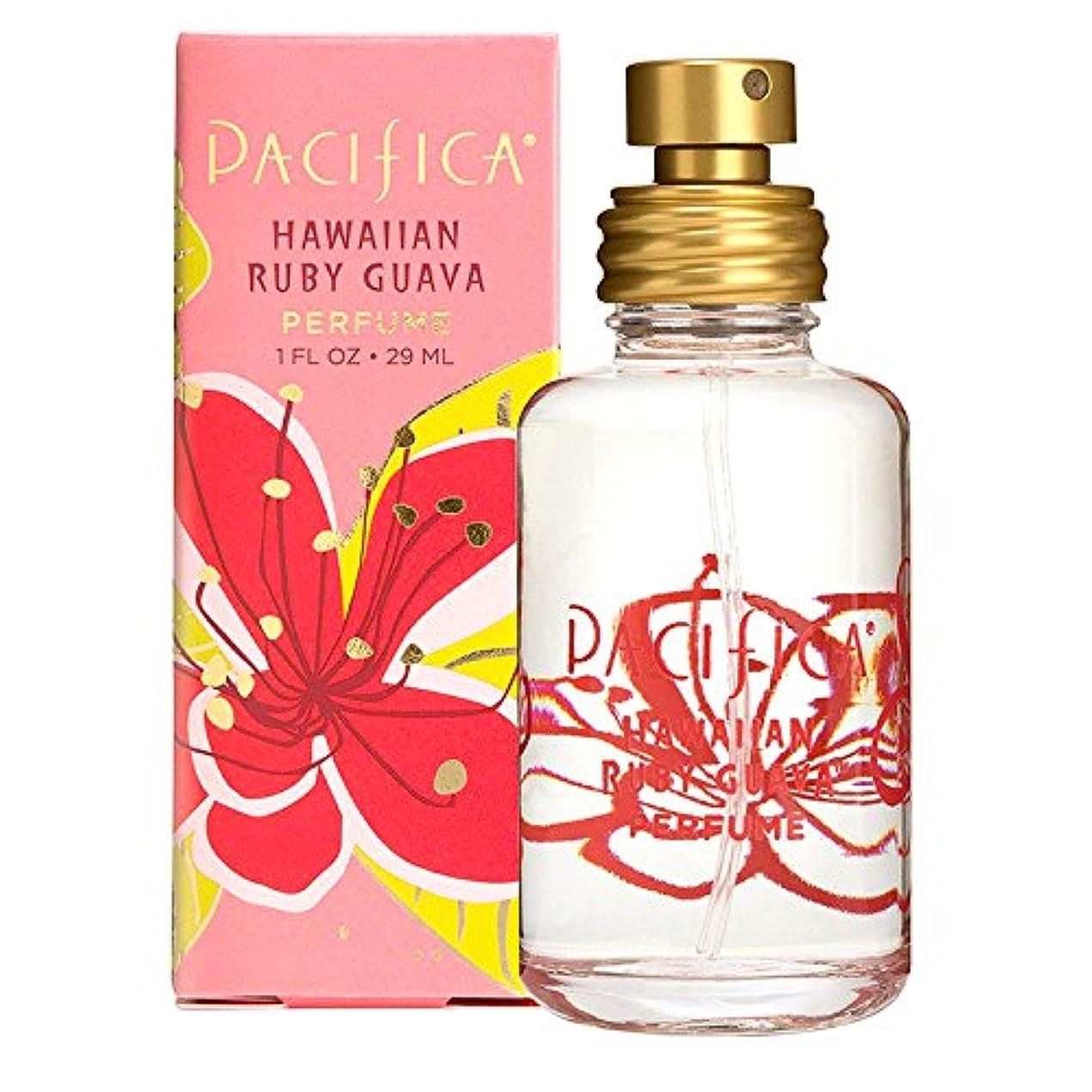 キノコトロイの木馬モバイルPacifica Hawaiian Ruby Guava Spray Perfume 29ml
