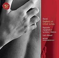 Ravel: Daphnis et Chloテゥ Suites (No. 1, No. 2); Rapsodie espagnole; La Valse; Bolero by Lorin Maazel