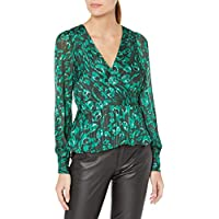Ali & Jay Womens Blouse Long Sleeves Blouse