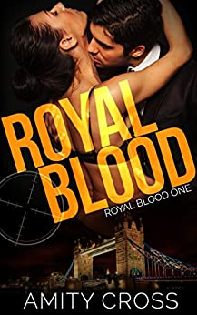 Royal Blood: (Royal Blood #1) by [Cross, Amity]