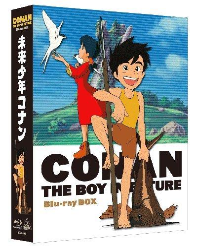 Amazonプライムビデオで「未来少年コナン」をイッキ見する年末年始!