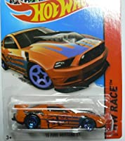 Hot Wheels HW Race 161/250 '13 Ford Mustang GT