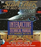 Star Trek: The Next Generation - Interactive Technical Manual by Simon & Schuster [並行輸入品] 画像